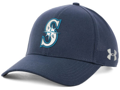 Seattle Mariners Under Armour MLB Driver Cap