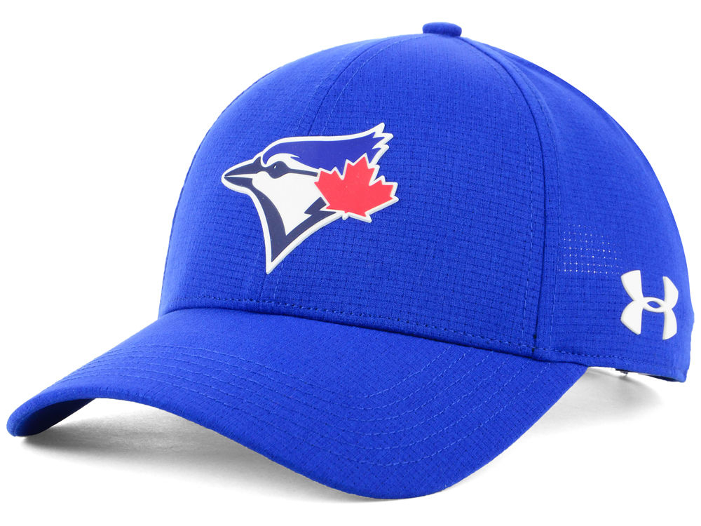 Toronto Blue Jays Under Armour MLB Driver Cap  1da96d6a0e9