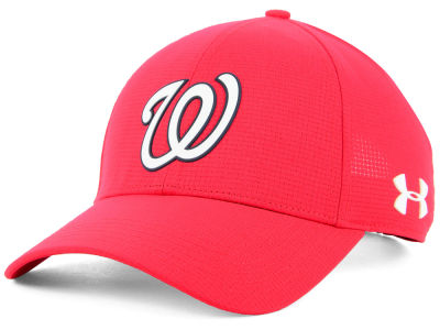 Washington Nationals Under Armour MLB Driver Cap