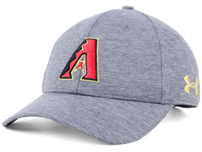 Arizona Diamondbacks Under Armour MLB Twist Closer Cap