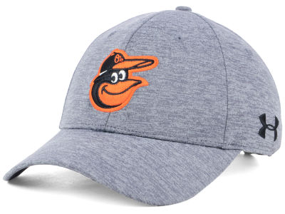Baltimore Orioles Under Armour MLB Twist Closer Cap