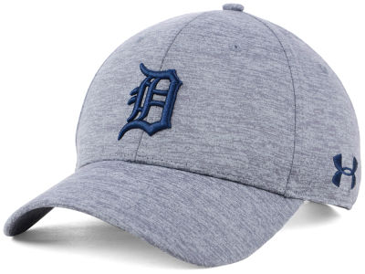 Detroit Tigers Under Armour MLB Twist Closer Cap