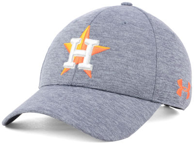 Houston Astros Under Armour MLB Twist Closer Cap