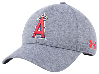 Los Angeles Angels Under Armour MLB Twist Closer Cap
