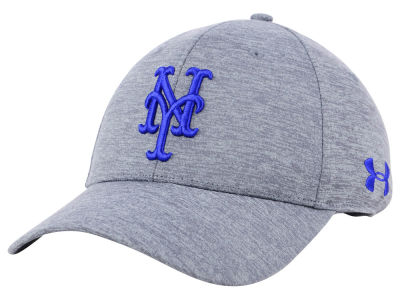 New York Mets Under Armour MLB Twist Closer Cap