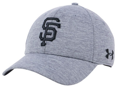 San Francisco Giants Under Armour MLB Twist Closer Cap