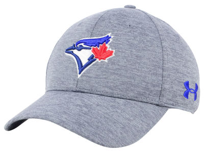 Toronto Blue Jays Under Armour MLB Twist Closer Cap