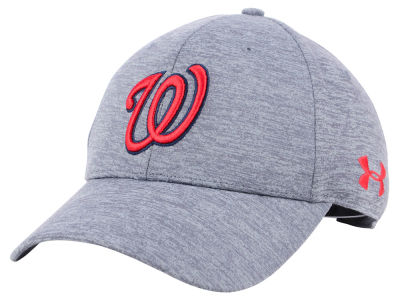 Washington Nationals Under Armour MLB Twist Closer Cap