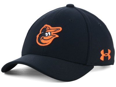 Baltimore Orioles Under Armour MLB Boy's Adjustable Blitzing Cap