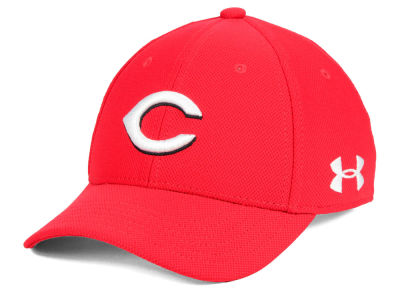 Cincinnati Reds Under Armour MLB Boy's Adjustable Blitzing Cap