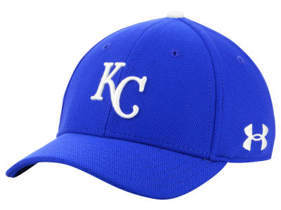 new product 3b77c 15d10 ... sweden kansas city royals under armour mlb boys adjustable blitzing cap  86d19 a8926