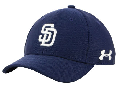 San Diego Padres Under Armour MLB Boy's Adjustable Blitzing Cap