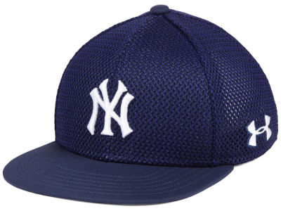 New York Yankees Under Armour MLB Boys Twist Knit Cap