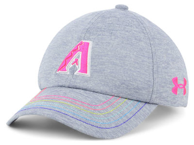 Arizona Diamondbacks Under Armour MLB Girls Renegade Twist Cap