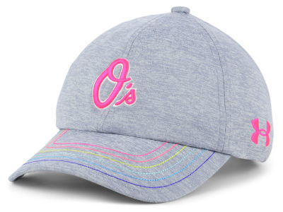 Baltimore Orioles Under Armour MLB Girls Renegade Twist Cap