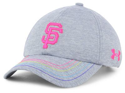 San Francisco Giants Under Armour MLB Girls Renegade Twist Cap