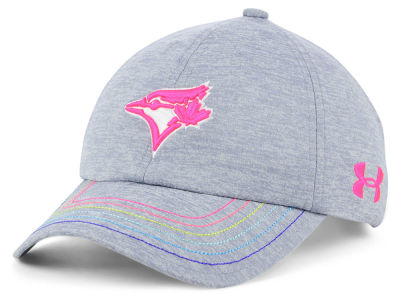 Toronto Blue Jays Under Armour MLB Girls Renegade Twist Cap