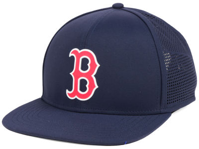 Boston Red Sox Under Armour MLB Supervent Cap