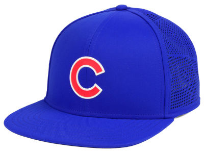 Chicago Cubs Under Armour MLB Supervent Cap