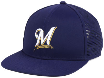 Milwaukee Brewers Under Armour MLB Supervent Cap