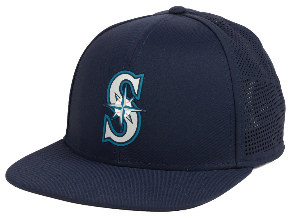 brand new fd7ee dbb77 spain seattle mariners under armour mlb supervent cap d5033 9c46f