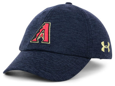 Arizona Diamondbacks Under Armour MLB Women's Renegade Twist Cap