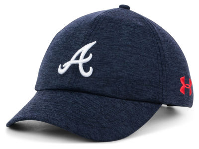 Atlanta Braves Under Armour MLB Women's Renegade Twist Cap