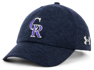 Colorado Rockies Under Armour MLB Women's Renegade Twist Cap