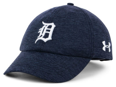 Detroit Tigers Under Armour MLB Women's Renegade Twist Cap