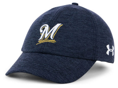 Milwaukee Brewers Under Armour MLB Women's Renegade Twist Cap