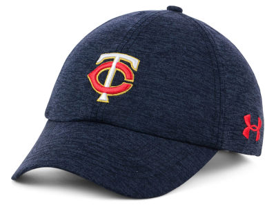 Minnesota Twins Under Armour MLB Women's Renegade Twist Cap