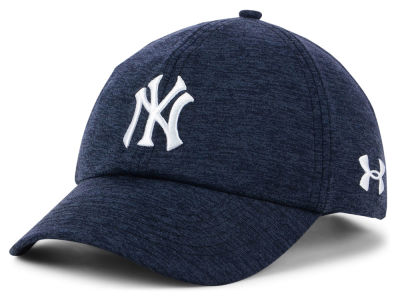 9a5045fa0c4 New York Yankees Under Armour MLB Women s Renegade Twist Cap