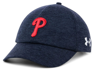 Philadelphia Phillies Under Armour MLB Women's Renegade Twist Cap
