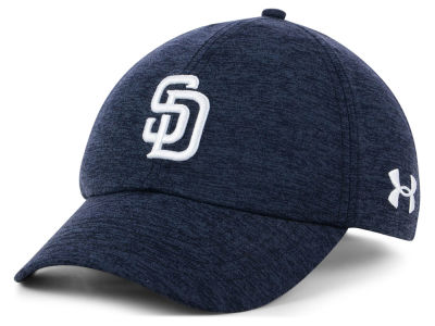 San Diego Padres Under Armour MLB Women's Renegade Twist Cap