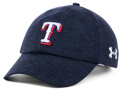 Texas Rangers Under Armour MLB Women's Renegade Twist Cap