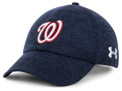 Washington Nationals Under Armour MLB Women's Renegade Twist Cap