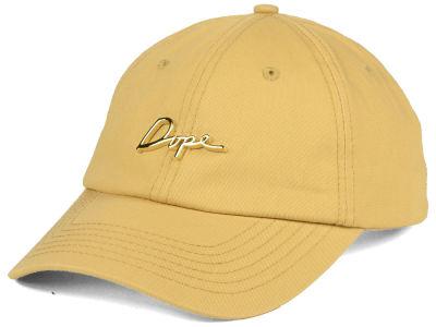 quality design 6ed2e bdd3a Dope 24K Script Dad Hat