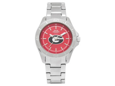 Georgia Bulldogs Jack Mason Ladies Color Sport Bracelet Watch