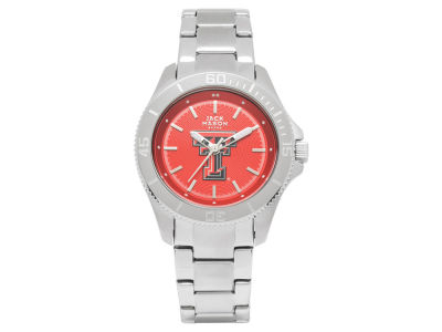 Texas Tech Red Raiders Jack Mason Ladies Color Sport Bracelet Watch