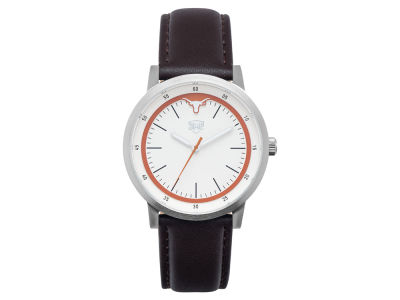 Texas Longhorns Jack Mason Leather Strap Watch