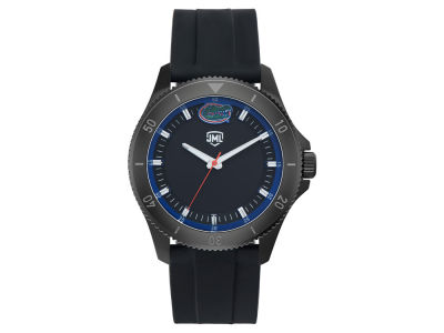 Florida Gators Jack Mason Men's Blackout Silicone Watch