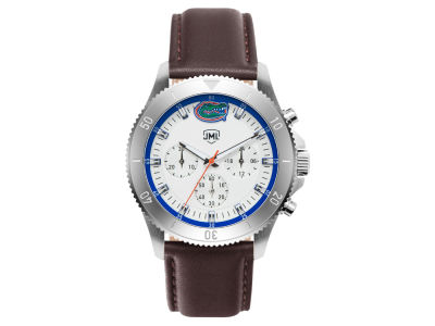 Florida Gators Jack Mason Men's Chronograph Leather Strap Watch