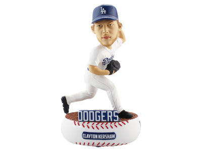 Los Angeles Dodgers Clayton Kershaw Baller Bobblehead
