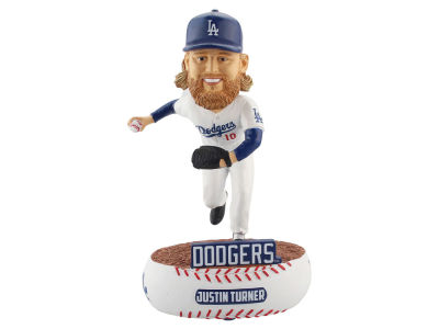 Los Angeles Dodgers Justin Turner Baller Bobblehead