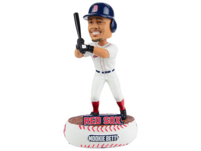 Boston Red Sox Mookie Betts Baller Bobblehead