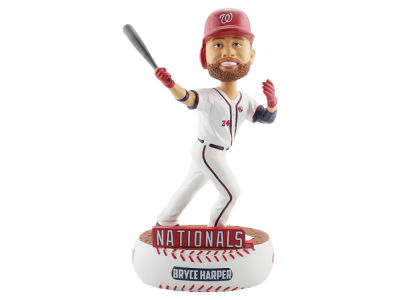 Washington Nationals Bryce Harper Baller Bobblehead