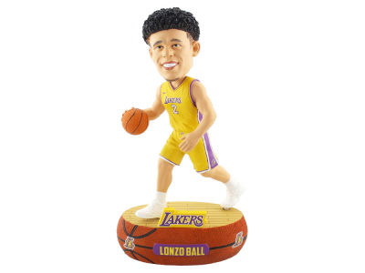 Los Angeles Lakers Lonzo Ball Baller Bobblehead
