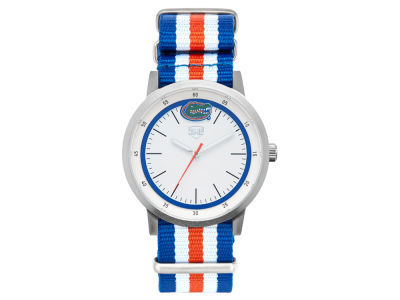 Florida Gators Jack Mason Striped Nato Strap Watch