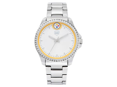 Pittsburgh Steelers Jack Mason Women's Glitz Sport Watch