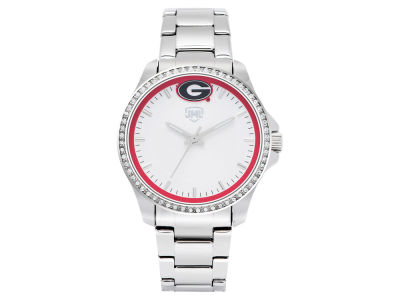 Georgia Bulldogs Jack Mason Women's Glitz Sport Watch